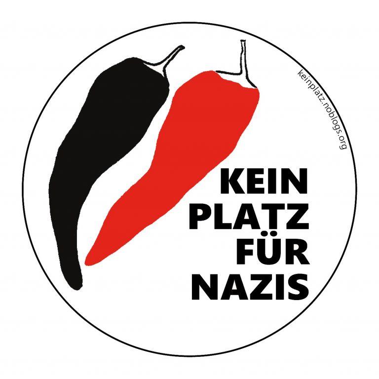 Kein Platz für Nazis!